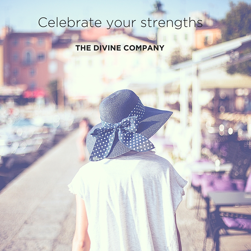 Celebrate your strengths