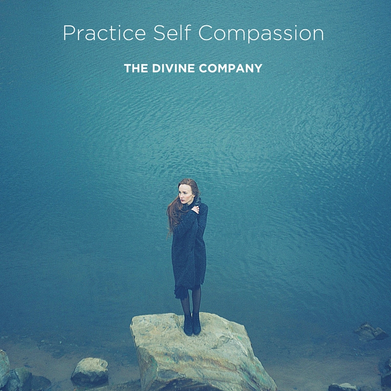 Practice Self Compassion